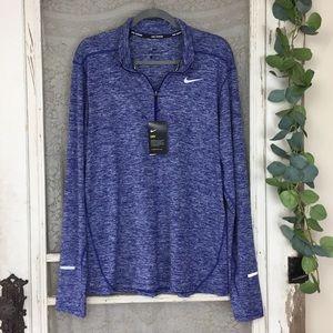 NWT Nike Dri-Fit Men's Athletic Pullover Sz. L